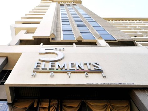 The 5 Elements Hotel