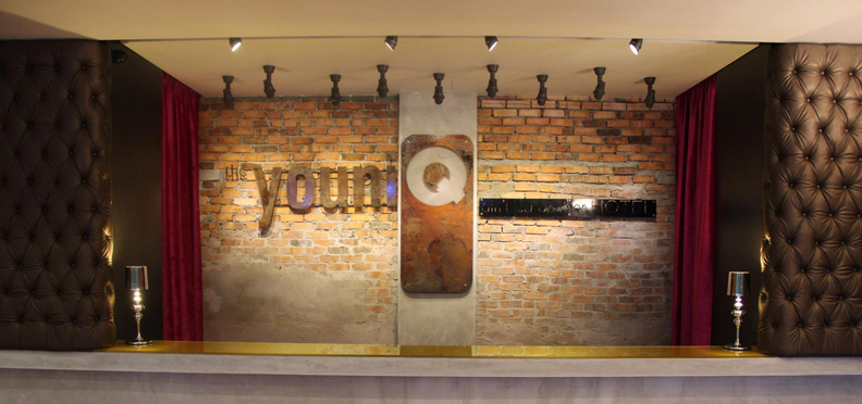 Welcome to The YouniQ Hotel!