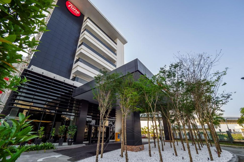 Tune Hotel klia2 awaits your visit