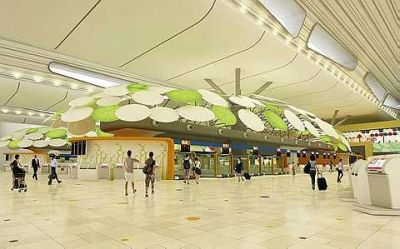 The deadline for completion of klia2 is extended to October 2012