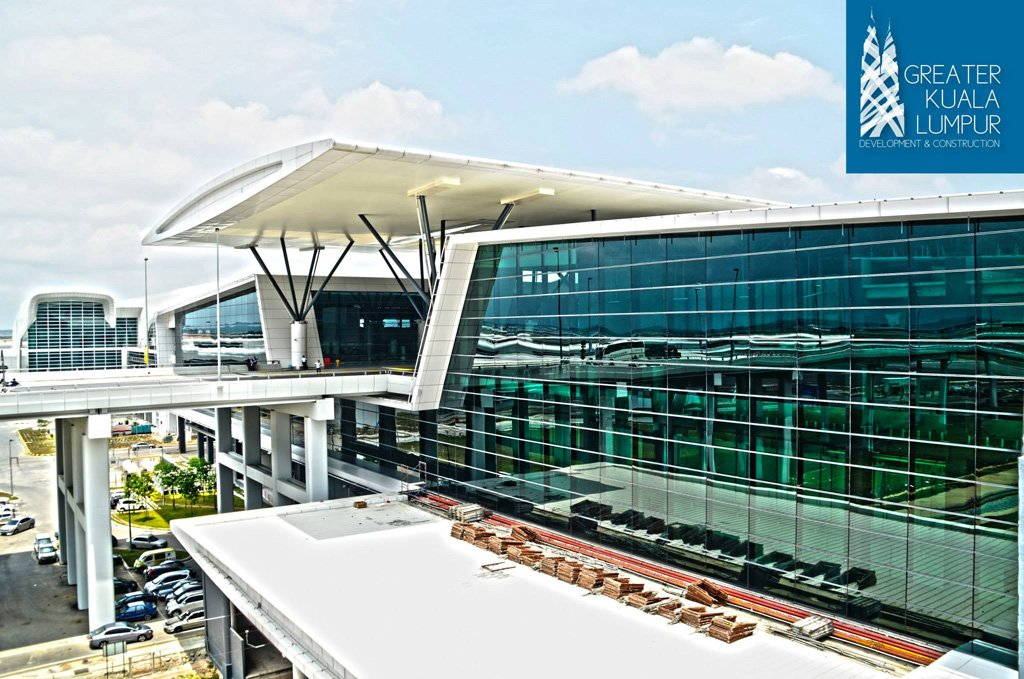 klia2 is ready, Photo by Greater Kuala Lumpur Development & Construction