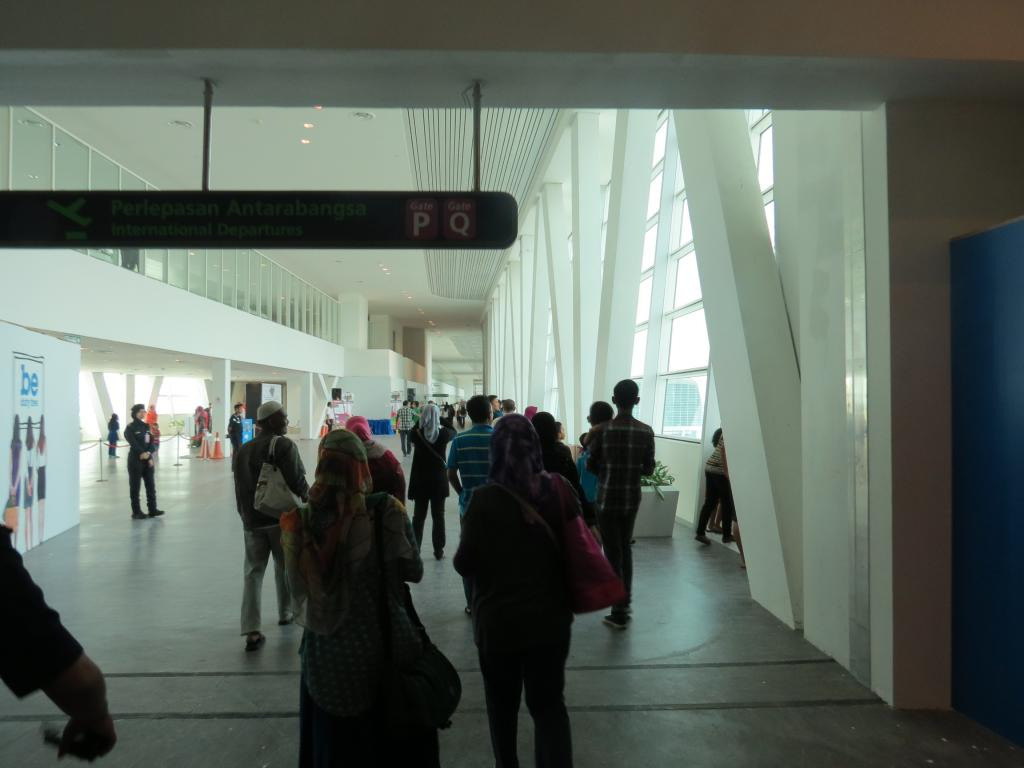 klia2 Open Day, 27 April 2014