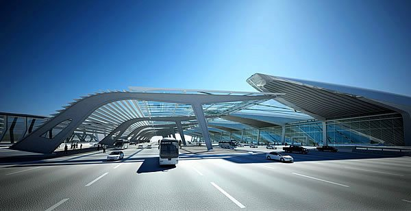 klia2, proposed design