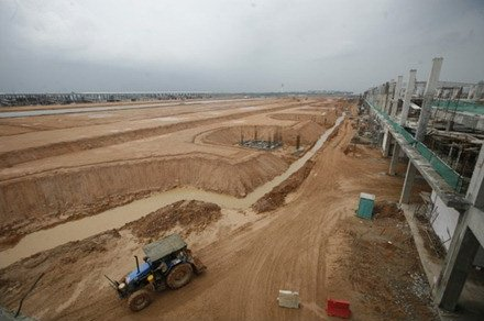 klia2, Construction update as at 29 Nov 2011