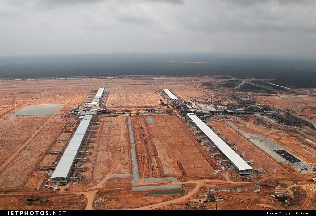 klia2 construction site, 31 May 2012