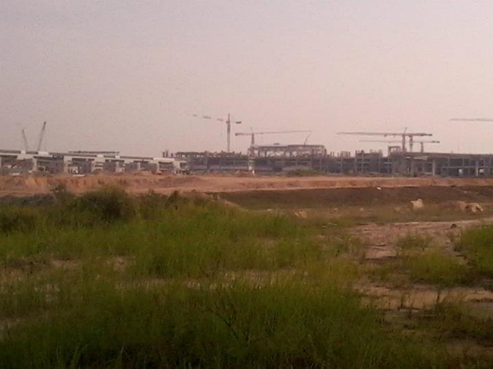 klia2, Construction update as at 29 June 2012