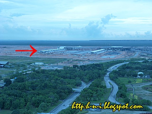 klia2, Construction update as at 27 Nov 2012