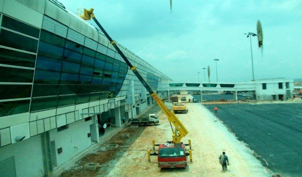 klia2, Construction update as at 28 March 2013