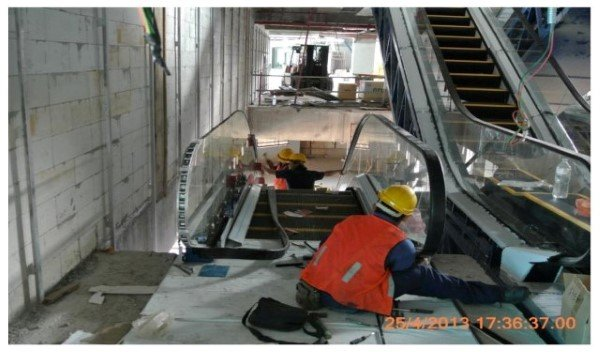 klia2, Construction update as at 25 April 2013