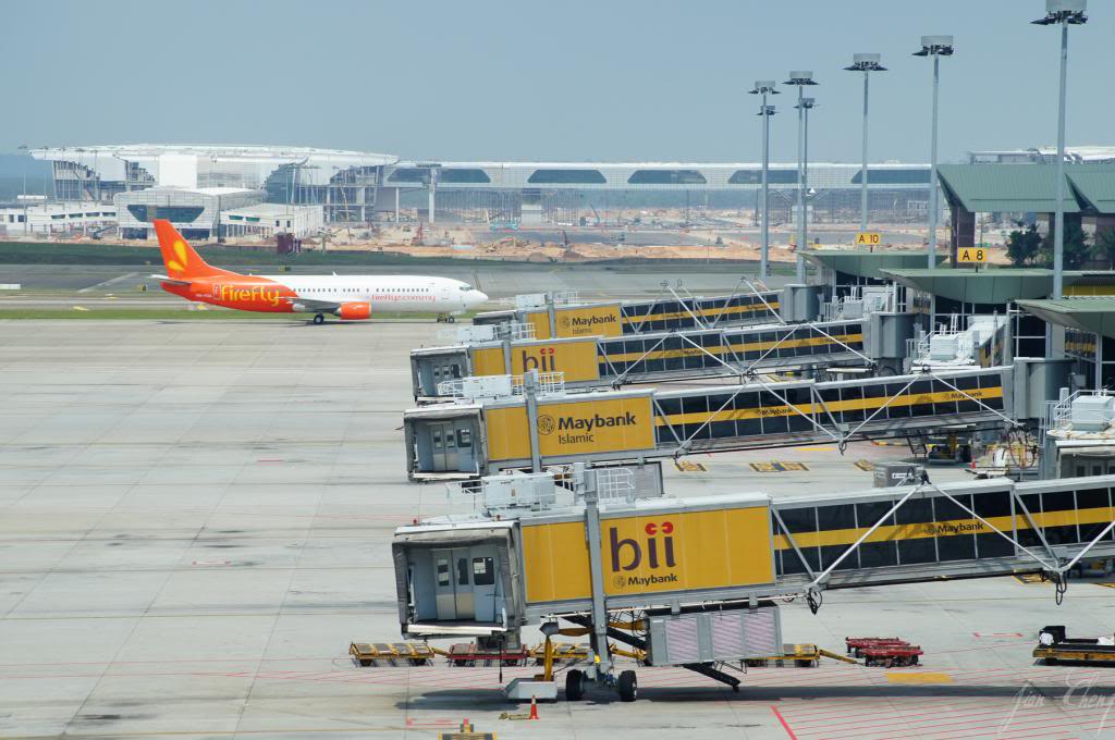 klia2, Construction update as at 11 May 2013