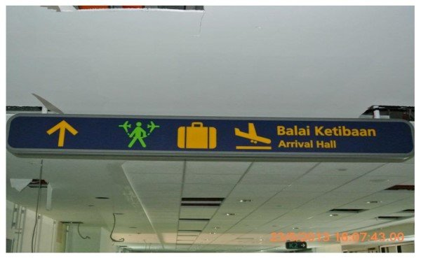 klia2, Construction update as at 23 May 2013