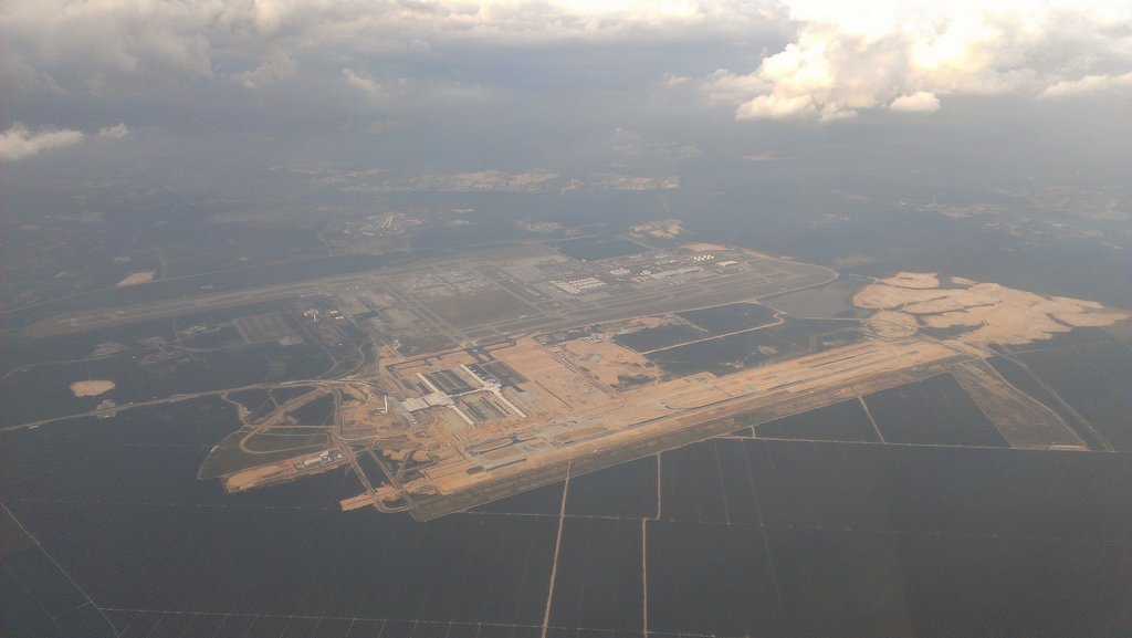 klia2, Construction update as at 7 June