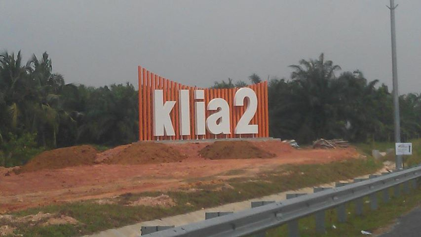 klia2, Construction update as at 18 June