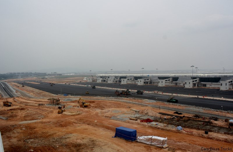 klia2, Construction update as at 13 July 2013