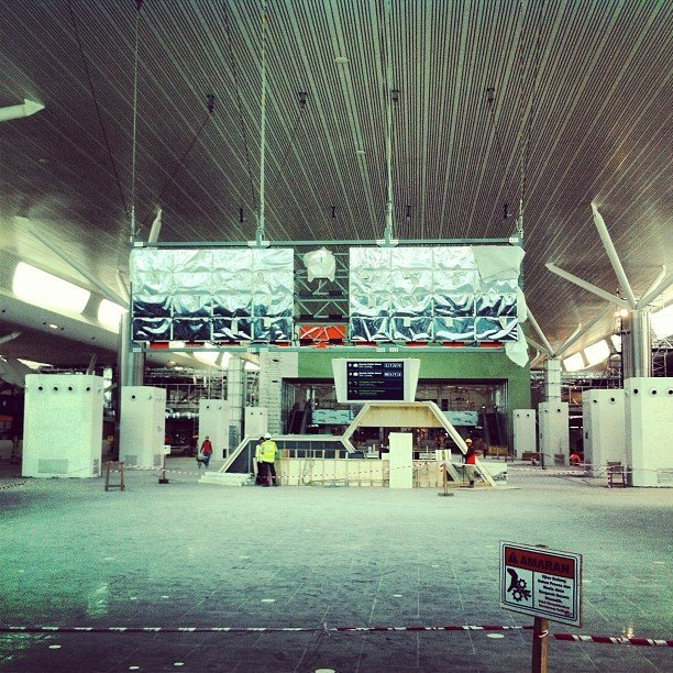 klia2, Construction picture as at 15 February 2014