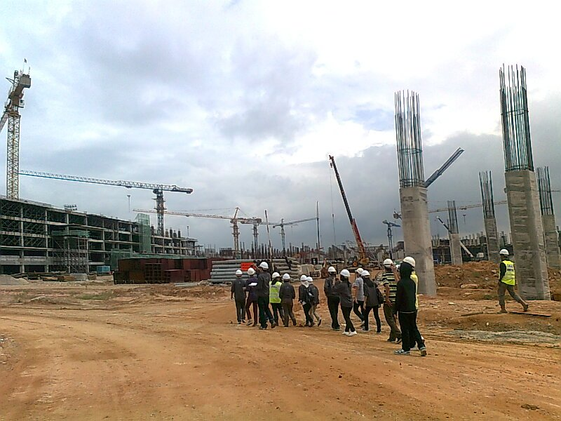klia2, site visit, 30 Jan 2012