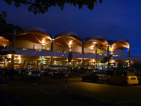 Parking, Kuching International Airport