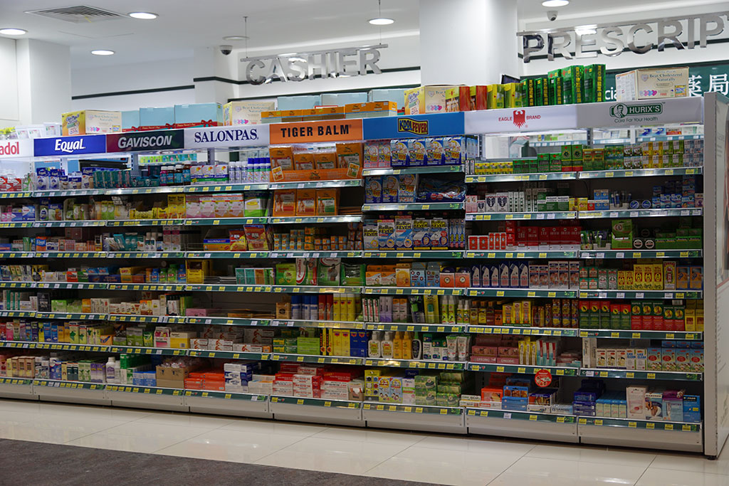 Caring Pharmacy at Pier L, klia2 Airport