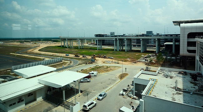 Malaysia Airports has had meetings with all relevant stakeholders, including major airline operators operating from klia2, in order to keep all parties updated with regards to the temporary closure. — TRP file pic