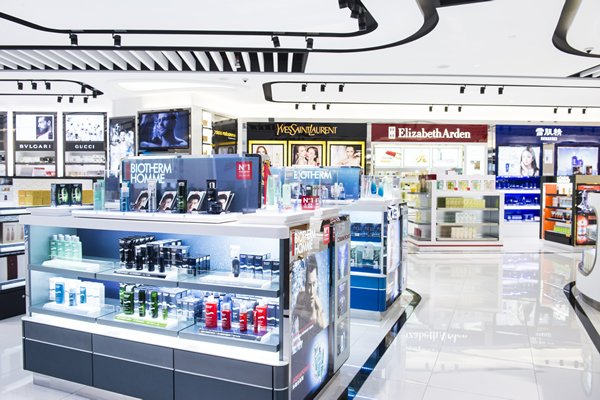 be Duty Free shops at klia2