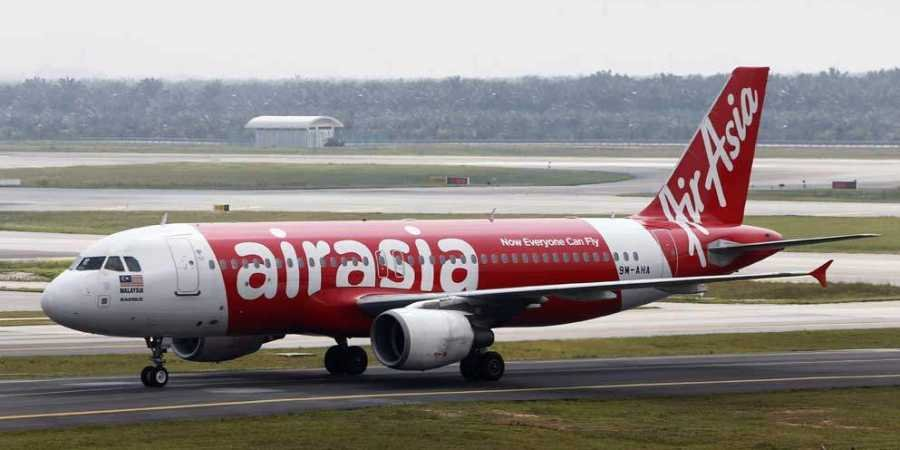 An AirAsia Airbus A320-200 plane arrives at Kuala Lumpur International Airport 2 (klia2) in Sepang, Malaysia December 13, 2017. (File Photo | Reuters)