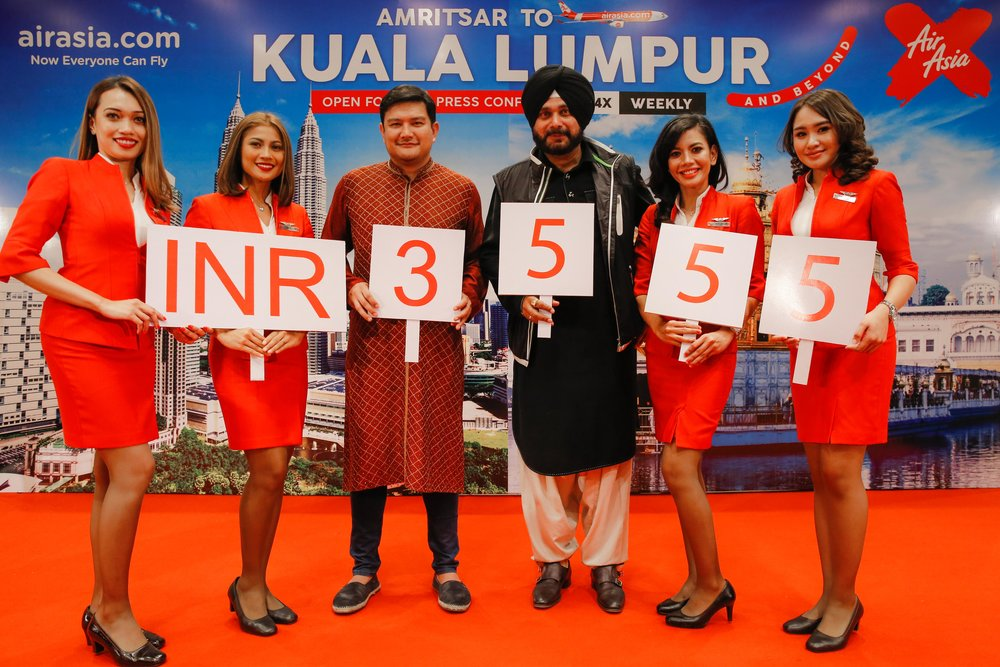 Image result for AirAsia X to start Kuala Lumpur-Amritsar direct flights