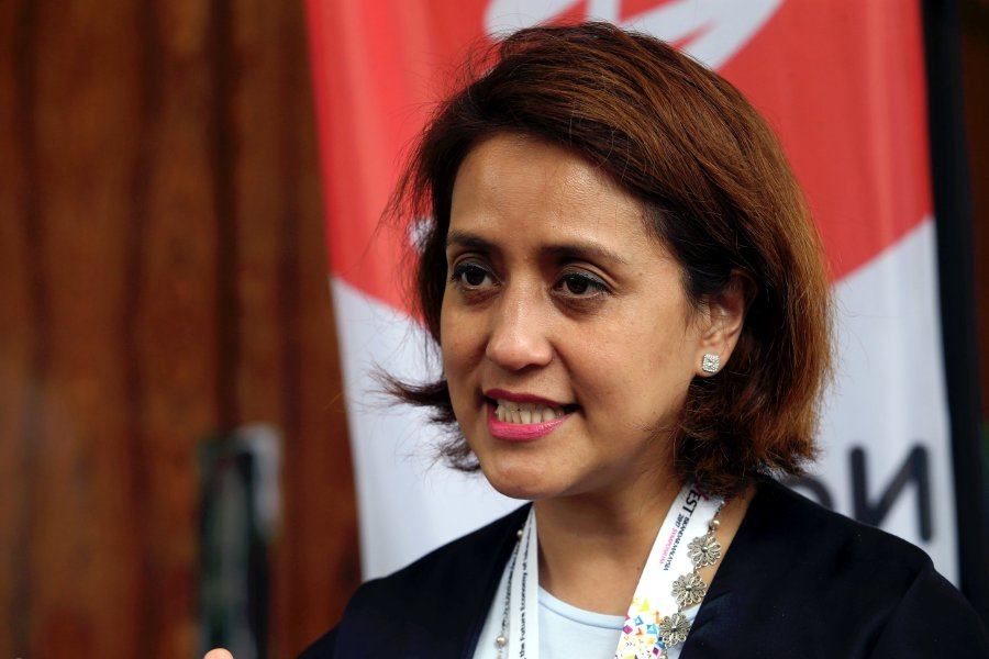 AirAsia Bhd chief executive officer Aireen Omar