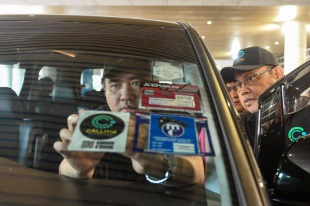 E-hailing app launched in KLIA to help taxi drivers be more competitive