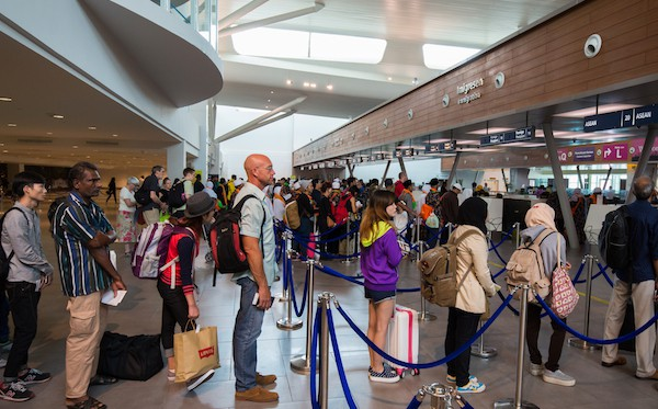 This is what travellers using BorderPass can avoid at immigration (Image credit: JustinRayboun/iStock)