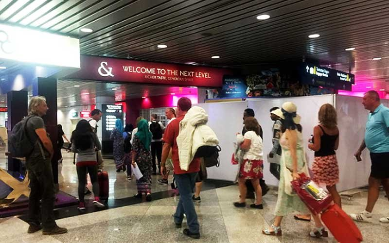 AirAsia maintains that the level of service and facilities at klia2 is not commensurate with the passenger service charge imposed. (Bernama pic)