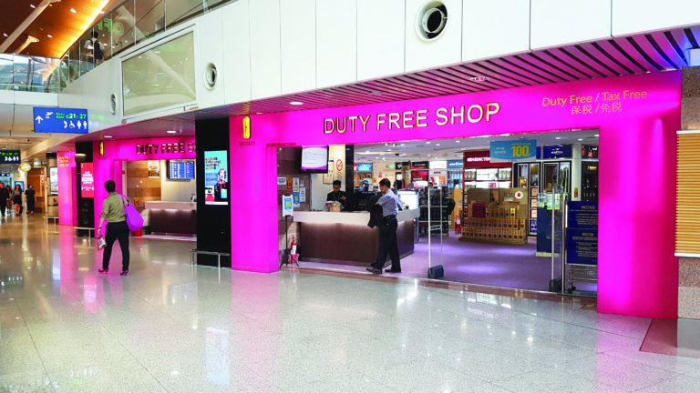 Eraman's duty free emporium in the KLIA Satellite Terminal: The airport-owned retailer will continue to hold a prominent position within the commercial mix at KLIA.