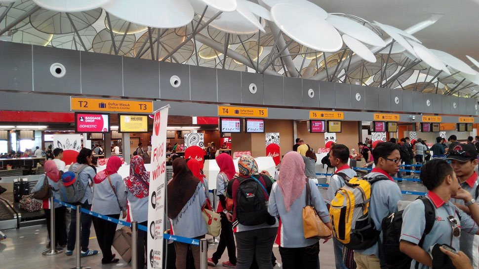 AirAsia to upgrade reservation system at klia2 on jan 19 & 20