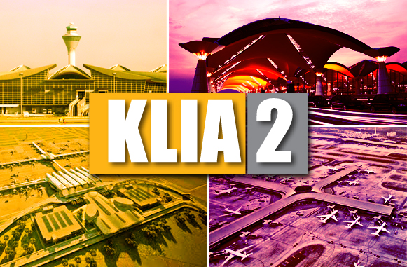 The rising cost of klia2 construction