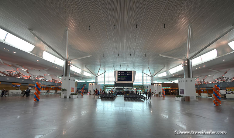klia2 is open