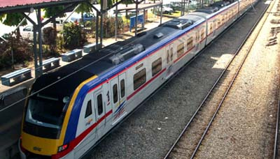 new six-car KTM Komuter