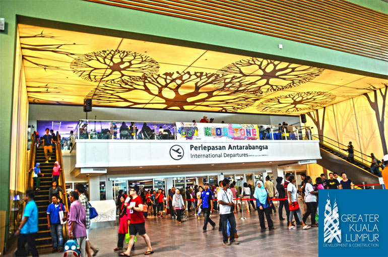klia2 opens on 2 May 2014
