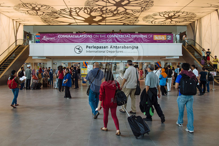 klia2 open to public