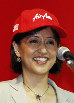 Aireen has been appointed executive director and CEO of AirAsia