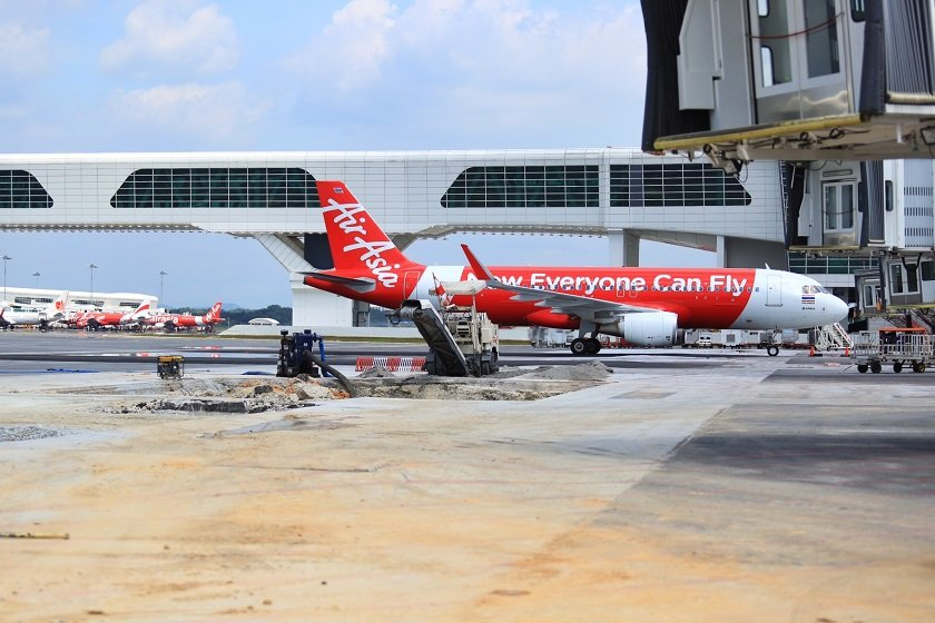 Benyamin described klia2 as a 'passenger-unfriendly airport' with inferior facilities that did not justify the high airport charges. — Picture by Saw Siow Feng