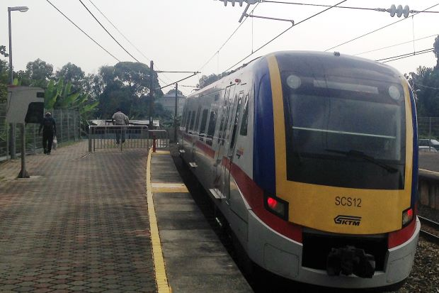 KTM Komuter fares to go up in December