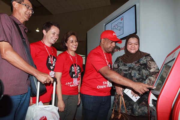 AirAsia: Self-tagging, bag drop and next-gen kiosks in klia2 will redefine the airport experience in Asia