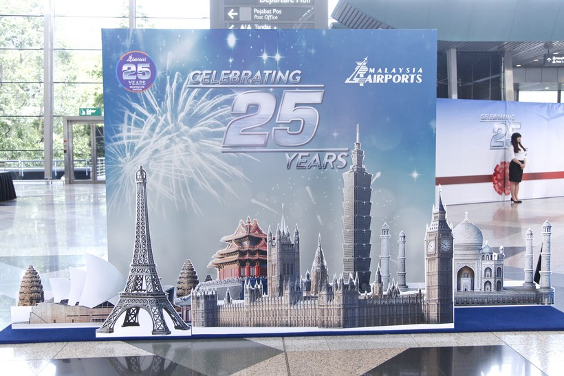 Malaysia Airports unveils 25th Anniversary Shopping Campaign