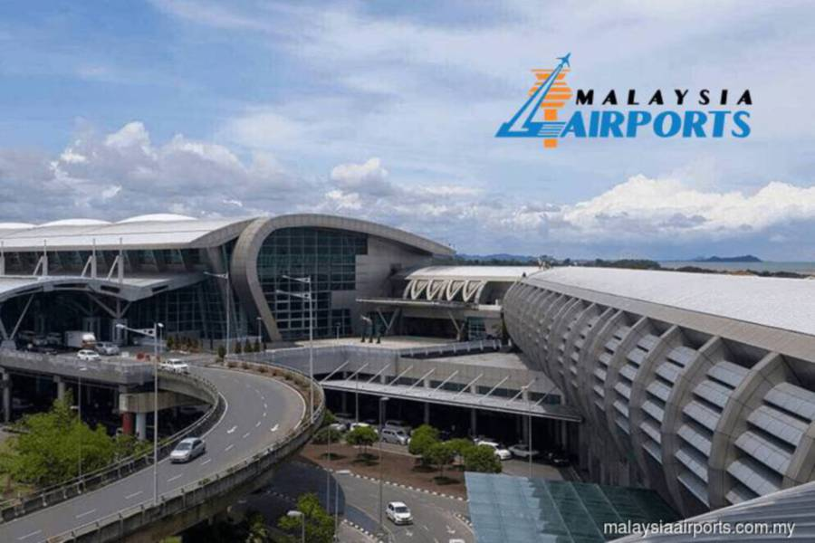 Malaysia Airports Holdings Bhd handled 6.9 per cent more passengers to 32.2 million in the first quarter (Q1) of 2018