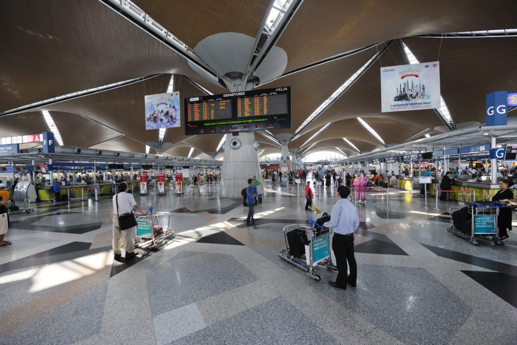 KLIA retail and F&B sales performed well in the half, aided by passenger traffic growth and strong spending from North Asian travellers