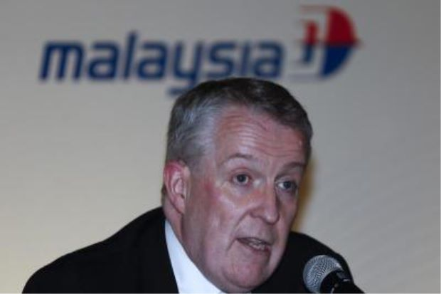 "Bellew: ""Charges for international passengers at KLIA are at RM33 (US$8.25) more per person than they are at klia2."" EPA"