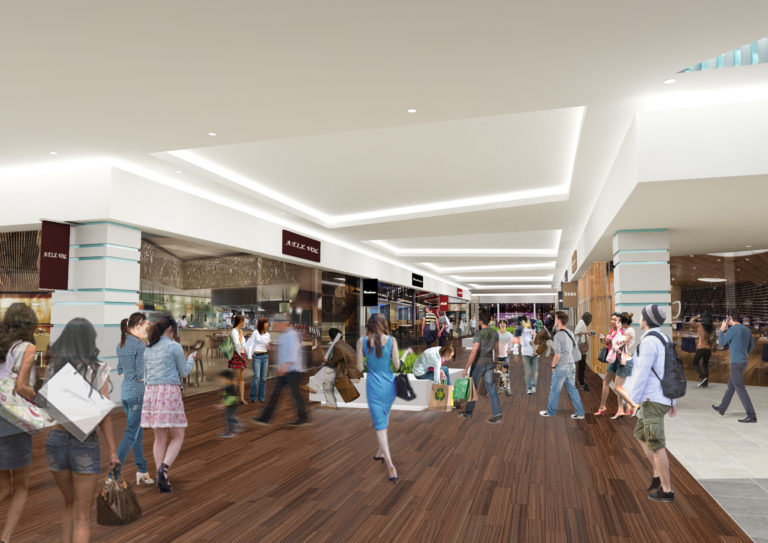 Ground-breaking grandeur: Mitsui Outlet Park KLIA second phase