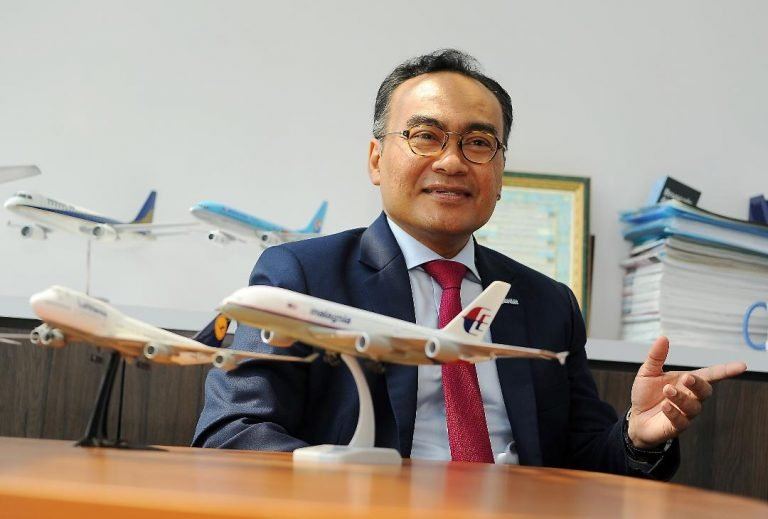 At MAHB, we are operating our network of airports in a hub-and-spoke model, says Mohamed Sallauddin (Pic by Muhd Amin Naharul/TMR)