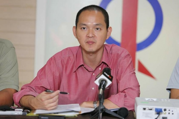 Serdang MP Ong Kian Ming pressed Putrajaya to publicly reveal the contents of the agreements with ERL to allow the public to evaluate the government and the firm? justifications for the increase. ?Picture by Choo Choy May