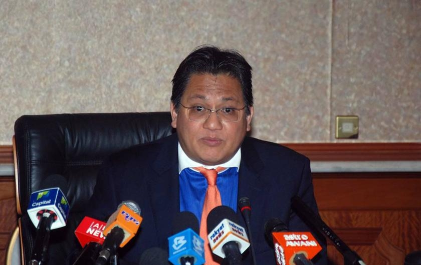 PAC chairman Datuk Nur Jazlan Mohamed issued the deadline to Ikram Premier Consulting, which is already late in submitting the report on klia2 which is under scrutiny for cost overrun and recent flooding. ?Picture by Yusof Mat Isa