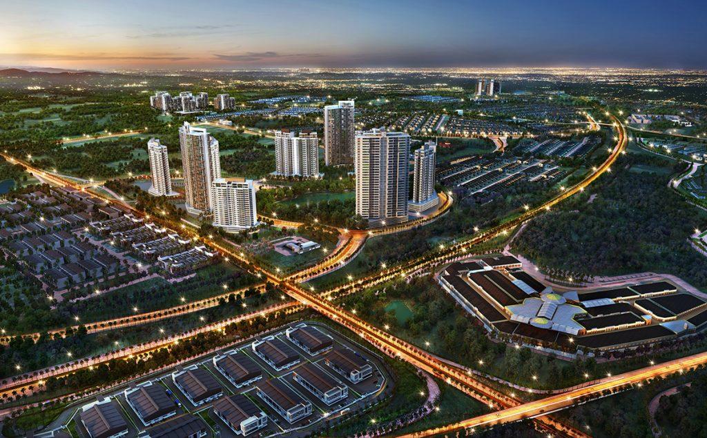 Sime Darby S Serenia City A Big Hit Klia2 Info